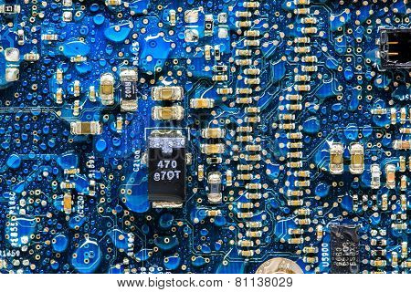 Unusable expensive electronic board
