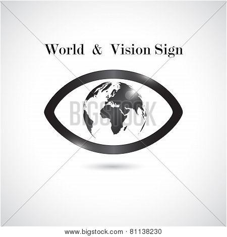 Global Vision Sign