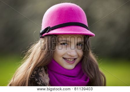 Female child portrait