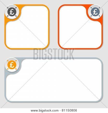 Pound Sterling Symbols