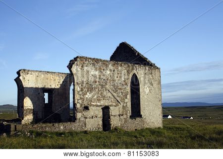 Kilmuir Church