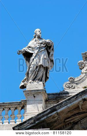 Basilica Santa Maria Maggiore - Rome - Outside