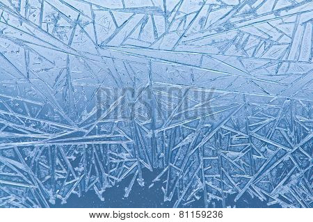Frozen Glass
