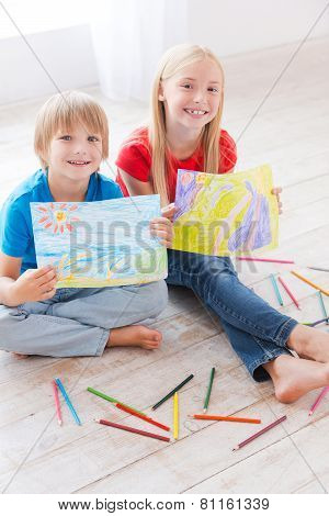 Little Artists.