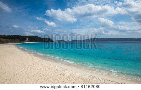 Furuzamami Beach, Zamami Island, Okinawa, Japan