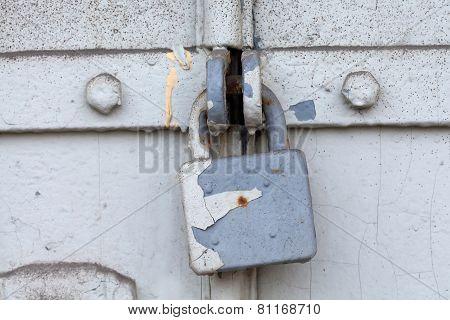 Classic Hanging Lock