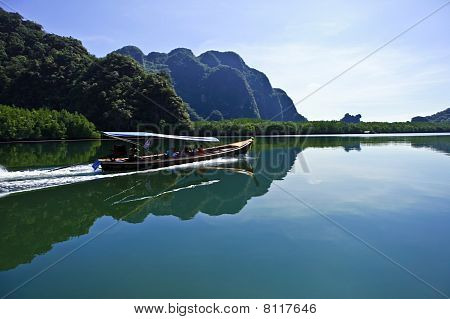 Phang-nga Bay, Thailand