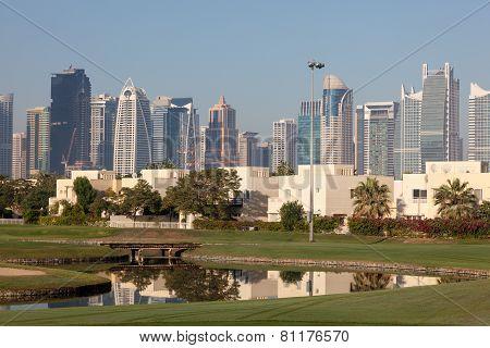 Jumeirah Lakes Towers In Dubai
