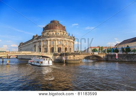 museum island of Berlin Germany