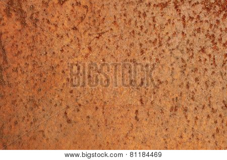 Texture Of Metal Corrosion