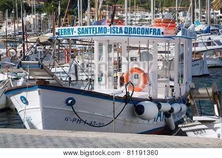 Dragonera Ferry