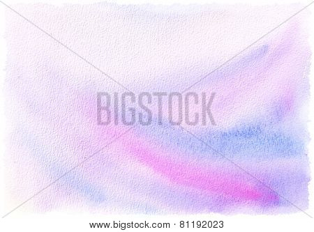 Light watercolor background