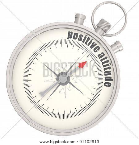 Positive Attitude Compass