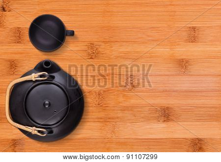 Little Black Tea Cup