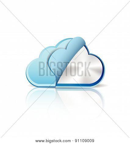 Metallic cloud computing database