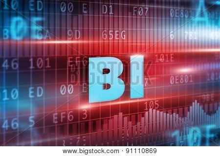 BI technology concept