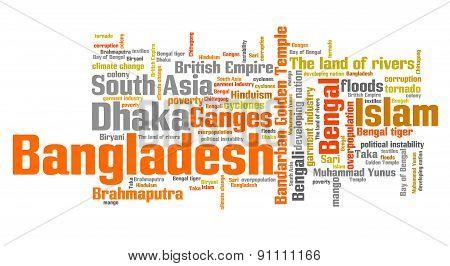 Bangladesh Words