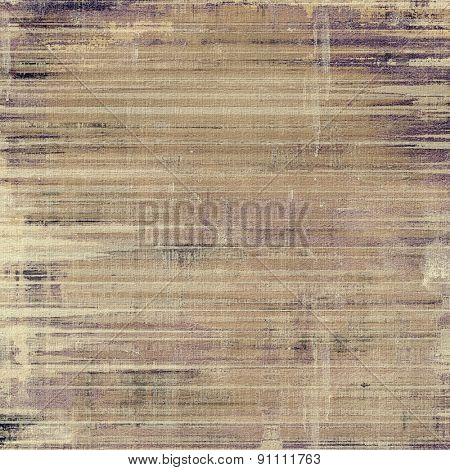 Vintage textured background. With different color patterns: yellow (beige); brown; gray