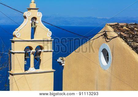 Little chapel in Greece