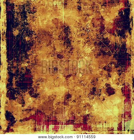 Grunge old texture as abstract background. With different color patterns: yellow (beige); brown; pink; purple (violet)