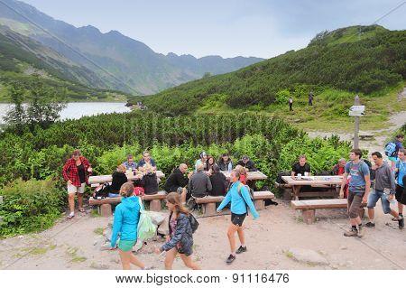 Tatra Tourists