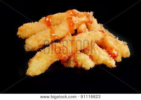 Tasty Fish Sticks
