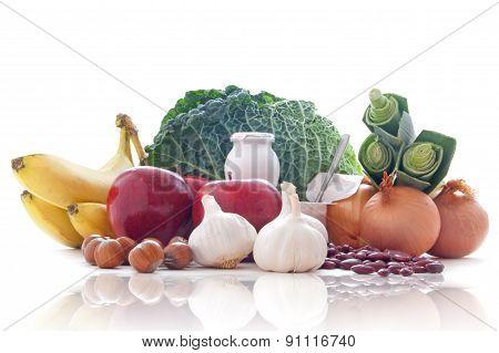 Probiotic (prebiotic) Foods
