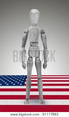 Wood Figure Mannequin