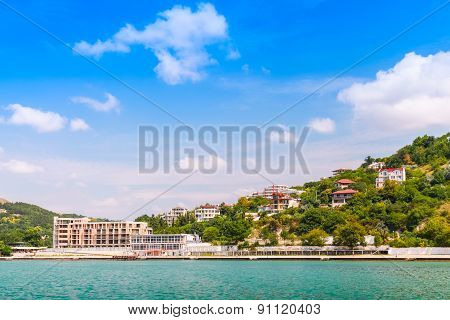 Summer Landscape Of Kavarna, Bulgaria