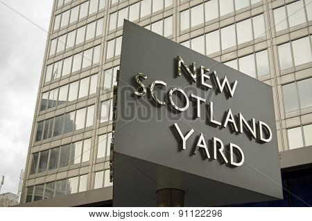 Metropolitan Police Headquarters
