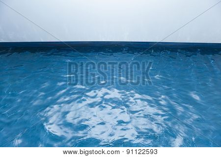 water surface with copy-space