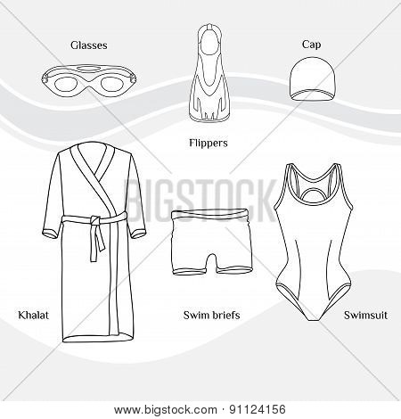 Clothes For Swimmers