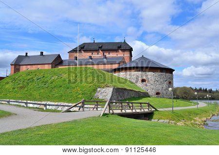 Finland. Medieval Hameenlinna