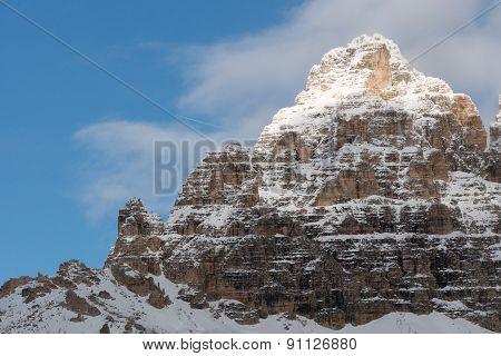 Lavaredo Peaks
