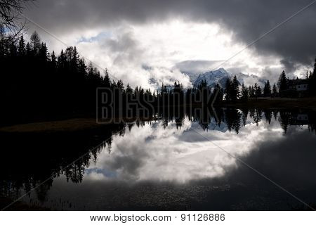 Antorno Lake