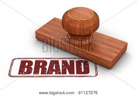 Stamp Brand
