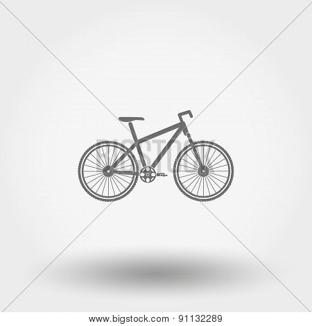 Bicycle vector.