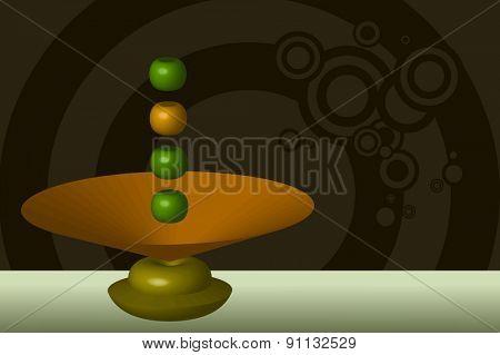 levitation  background