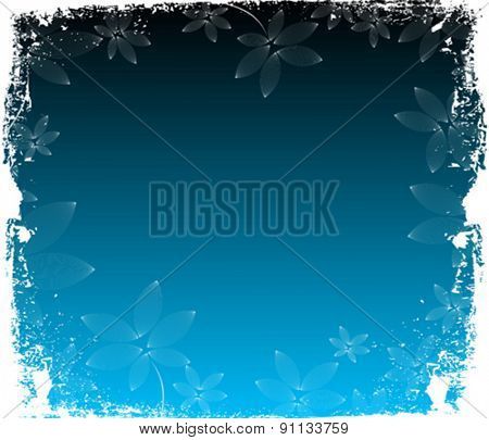 abstract flores vector