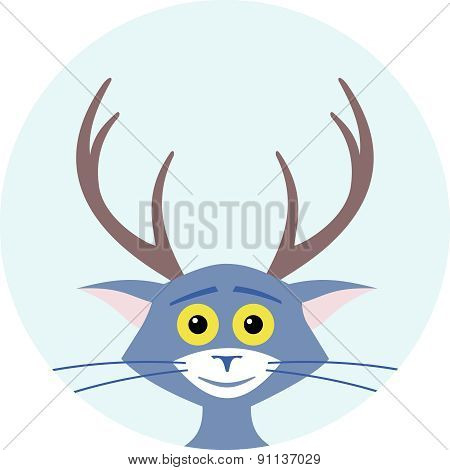 Cat Deer