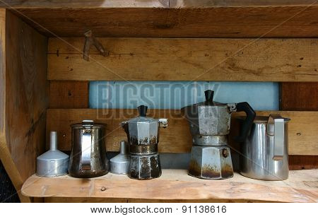Old Coffee Makers