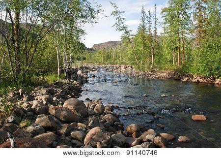River Bucharama