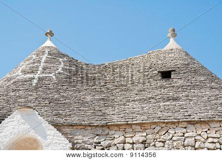 Trullo. Alberobello. Apulia.