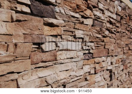 Rock Bricks