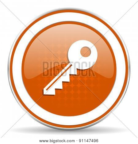 key orange icon