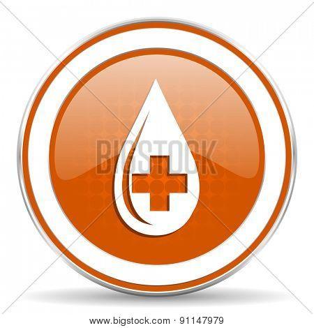 blood orange icon