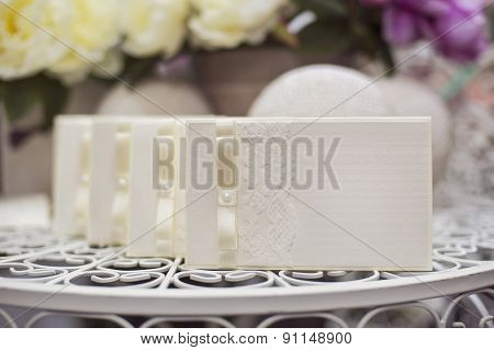 Wedding Festive Frame For Your Text