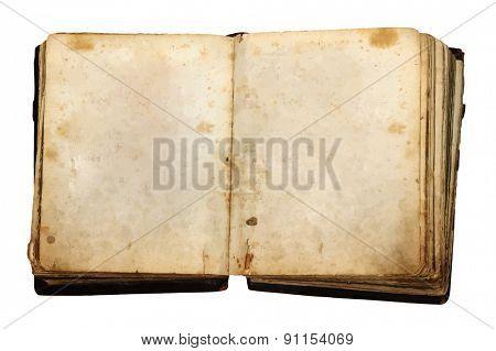 vintage book, vector