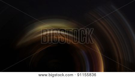Abstract Sunlight, Abstract Of Golden Spin