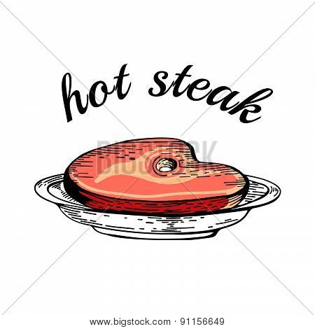 Steak Meat